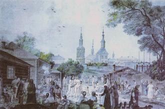 Московские бани