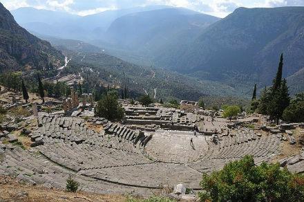 Древнегреческие стадионы