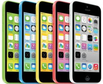 Цвет мобильного телефона iPhone 5