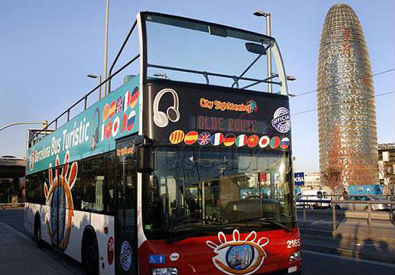 Экскурсии на автобусе по Барселоне
