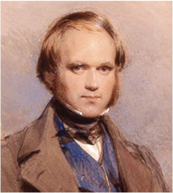Первые годы Чарльза Дарвина