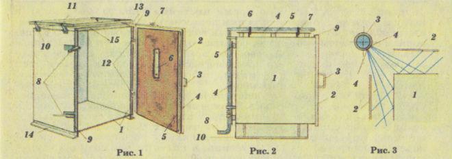 Шкаф от солнышка