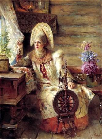 Допетровская старина