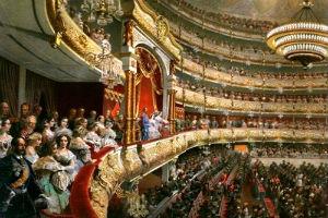 театр 19 века