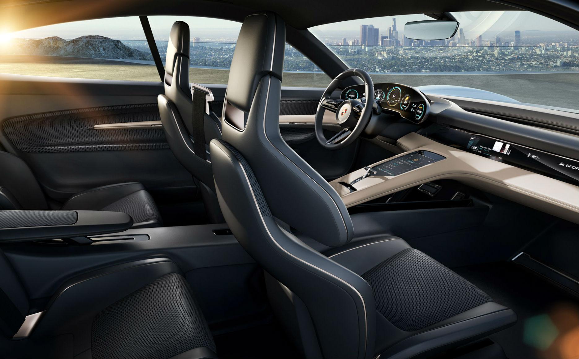 20115-Porsche-Mission-E-Interior