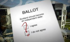 Шотландский референдум о независимости