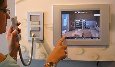 Видеодомофон для частного дома и квартиры