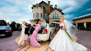 коттедж для проведения свадьбы